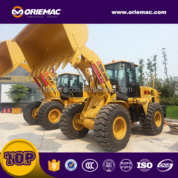 Chenggong ZL50E-3 Cheap Prices for a Very Small Loaders for Sale in Egypt