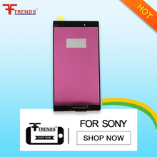 Cheap price mobile phone accessories factory in shenzhen china for sony xperia z4 lcd screen replacement