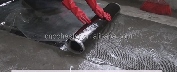 Cheap Exterior Basement Waterproofing Products with HDPE Sheet