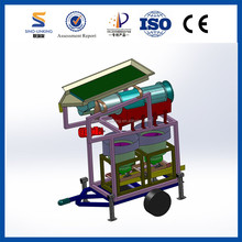 SINOLINKING Plant Machine Equipment for Recovery of Diamond Used in Alluvial Mine