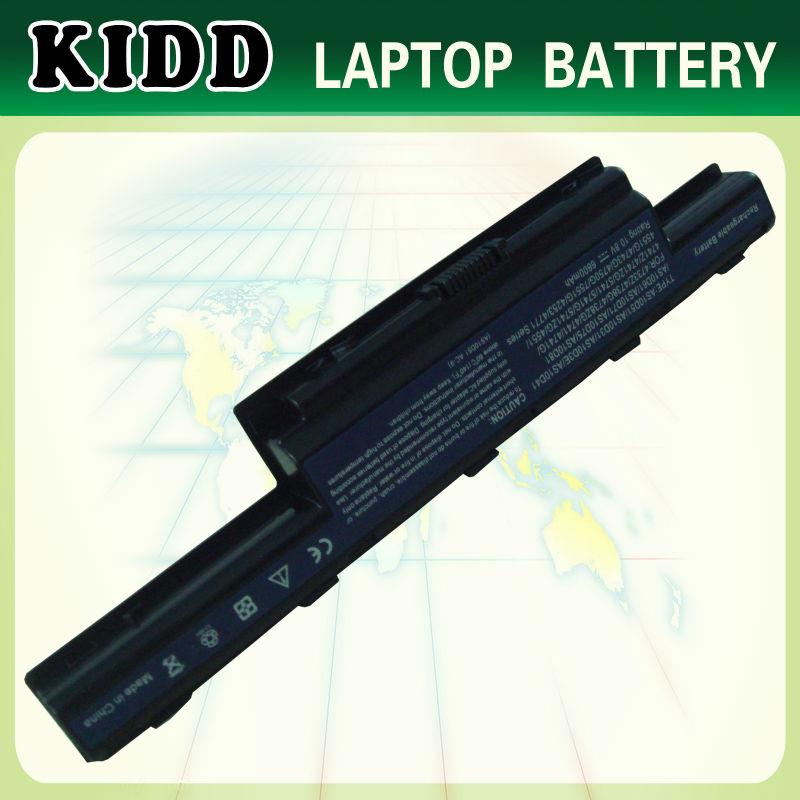 AS10D31 AS10D71 AS10D3E AS10D51 Replacement laptop battery for Acer Aspire 4741Z 4551 5251 5736 5742 series