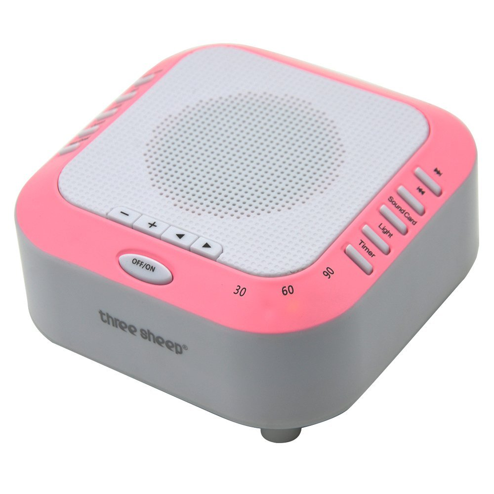 White noise baby sleeping sound machine