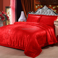 China home textile linen satin cotton bed sheets/queen size bed cover sheet set bedroom set dubai manufacturer