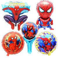 Hot Sell Party Decoration Helium Spiderman