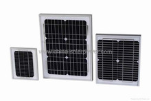 2015 hot sale chinese manufacturer small 20 watt solar panel for camping