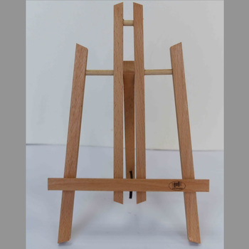 Mini wooden painting canvas easels, decorative display easels