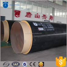 DN426MM cooling system insulation pipe with thermal resistant insulation material for underground chilled water reticulation