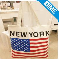 Silk Screen Printing Organic Cotton Produce Bag