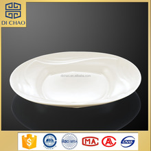 China factory supplies white antique porcelain plates