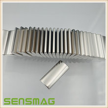 N38SHT arc NdFeB permanent magnet Nickel plated
