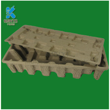 Molded pulp industry moulded package, Eco friendly paper pulp mold packaging