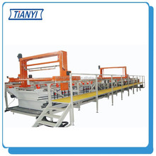 Automatic gantry type line hard chrome plating equipment