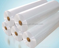 Flexible plastic POF shrink packaging film for protect purpose