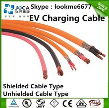 Electric & Hybrid Vehicle Shielded Automotive Battery Cable