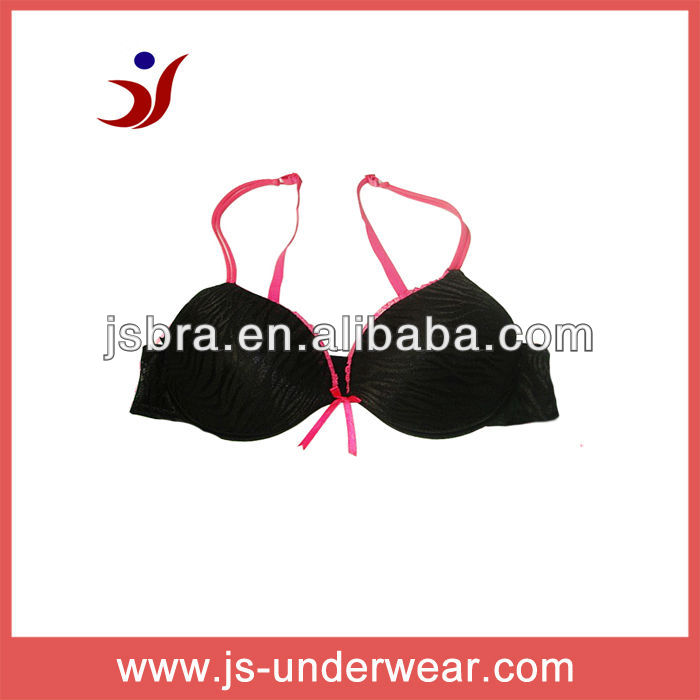 new model bra ladies transparent bra woman sexy bra