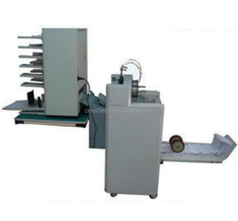 auto folding machine