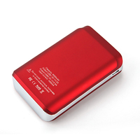Hot Sale Mobile Phone Starbuck Portable Power Bank 7800mah External Battery Charger