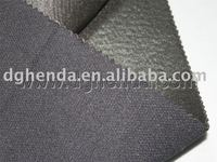 BK fabric+pu foam+TPU film+tricot fabric