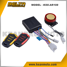 Hot Anti-theft Security System Universal One Way Remote Motorcycle Alarm Lock KSS-AR108