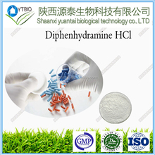 Diphenhydramine HCl powder //CAS:147-24-0 with low price