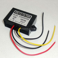 High Quality 12V To 19V 4A 5A 6A 8A 10A 15A DC DC Car Laptop Power Boost Converter With Factory Price