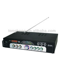 Hot sale K-3 FM/USB/SD power home amplifier with high quality and low price