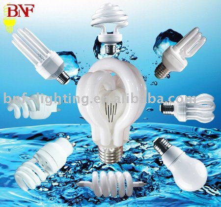 CFL lighting bulb with CE and Rohs
