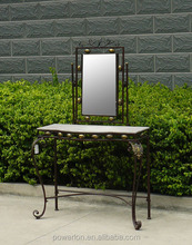Shabby Chic Antique Vanity Dressing Table