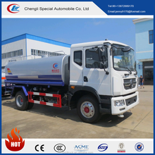 Factory price 8000l spraying vehicle water tanker truck