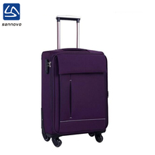Wholesale high quality oxford durable valise,trolley bag luggage