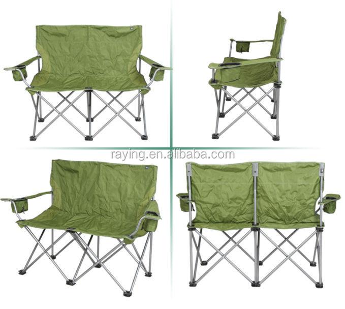 Plegable doble sillas de camping sillas plegables - Sillas plegables de camping ...