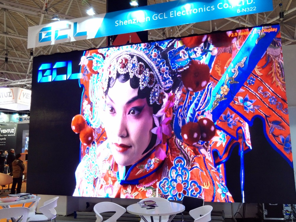 shenzhen full color High Brightness video wall indoor advertising board LED Display screen P2.9 P3.9 P4.8 P5.2