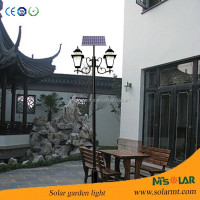 New design factory supply cheap garden solar light