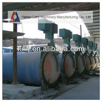 High performance stable operation pressure steam autoclave concrete machine for sale