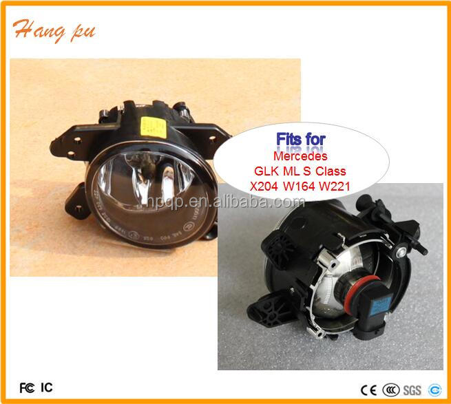 w204 accessories Fog Light Unit Lefthand for ML GL C GLK CL CLS S <strong>W164</strong> W204 W219 W221
