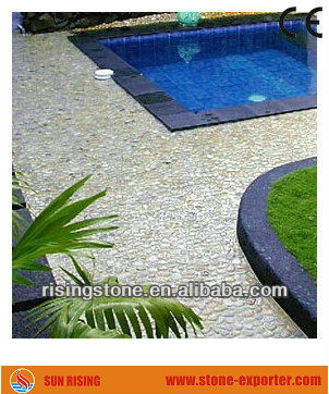 Pond Pebbles (Factory Price + Timely Delivery)