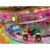 Hornby Electric Amusement Marklin Fiberglass Indoor Kids Shopping Mall Train For Amus Park