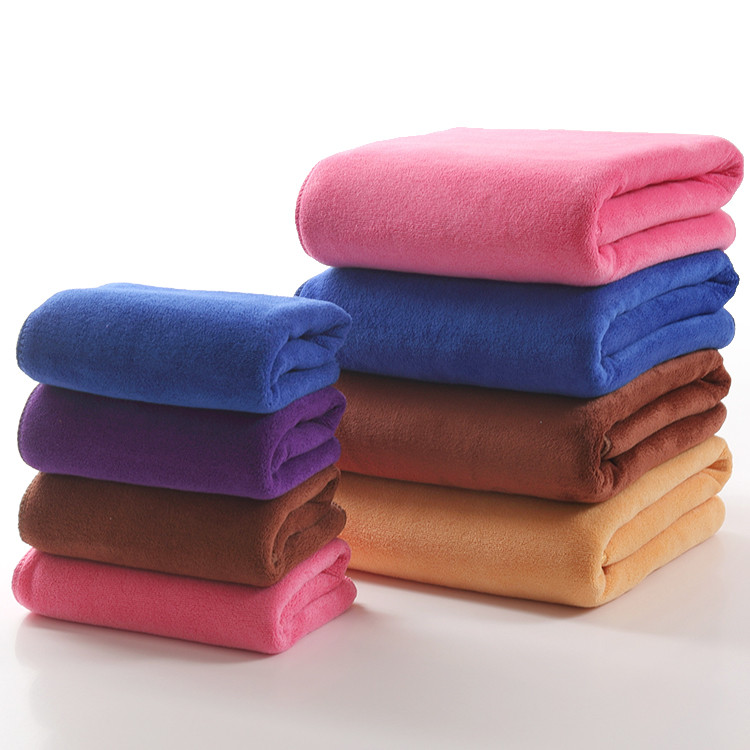cheap wholesale lots 80%polyester 20%polyamide quick drying microfiber towel fabric for home & hotel use