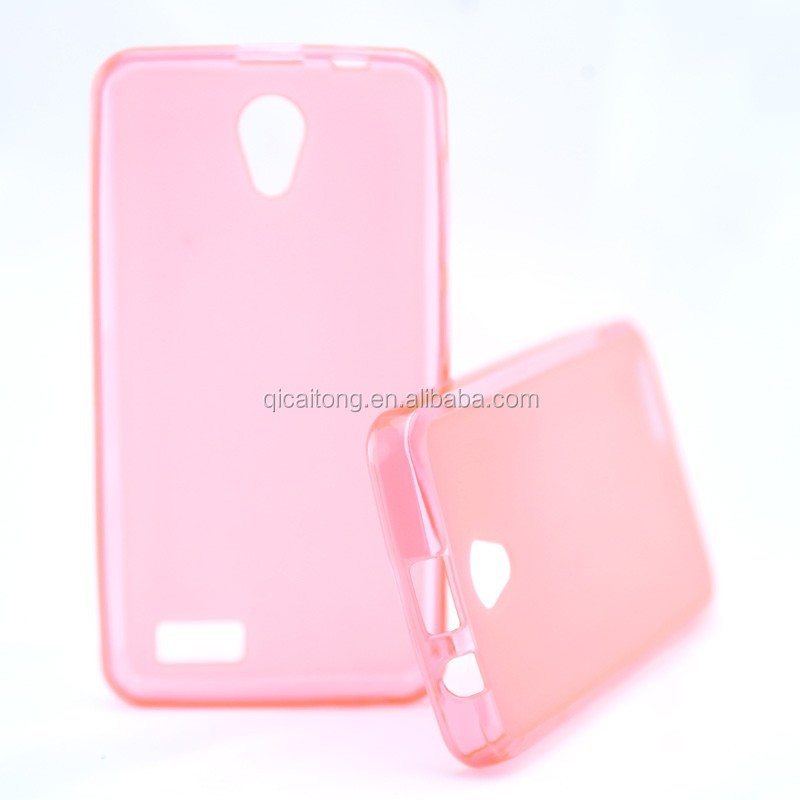 pudding soft cover case for Lenovo A319 cellphone accessories