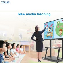 65 Inch Portable Finger Touch Interactive Whiteboard