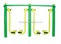 Outdoor playground equipment Air walker for sale