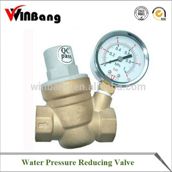 High Quality Water Pressure Reducing Valve