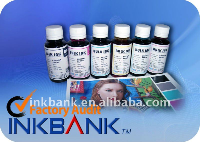 Refill ink for canon printer