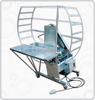 Keshun bundle tying machine newspaper wrapping machine