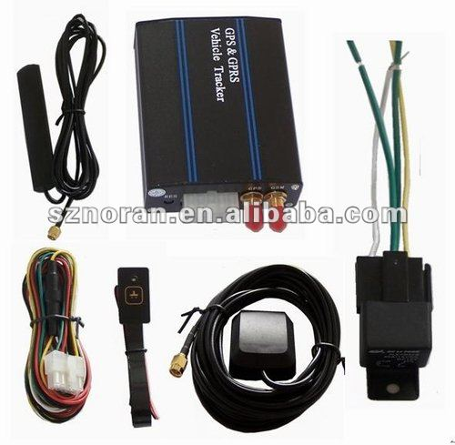Embedded system vehicle anti-theft car tracking device