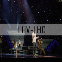 LUV-LHC-PJ Big Size Beautiful LED Star Curtain, LED Stage Lighting with CE, RoHS Certificate