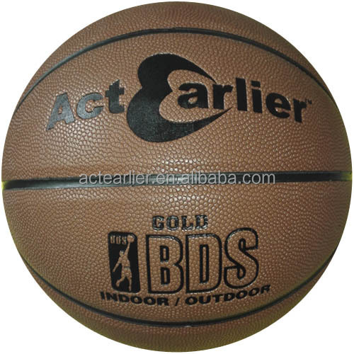 PU basketball balls for basketball games