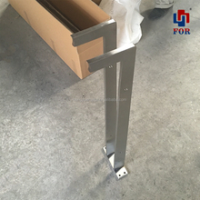 stainless steel balustrade/handrail/balcony/railing