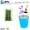 Silicone Protective Spray Coating/PU Spary Coating For Silicone Rubber Keypad/Pads Process