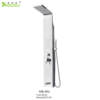 Aluminium Alloy shower column panel
